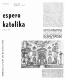 Espero Katolika.Jarkolekto 63, No 564 (1966)