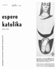 Espero Katolika.Jarkolekto 63, No 565 (1966)