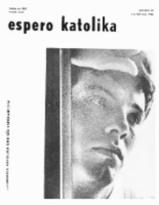 Espero Katolika.Jarkolekto 63, No 568 (1966)
