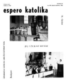 Espero Katolika.Jarkolekto 63, No 570 (1966)