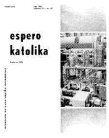 Espero Katolika.Jarkolekto 62, No 557 (1965)