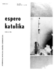 Espero Katolika.Jarkolekto 62, No 558 (1965)