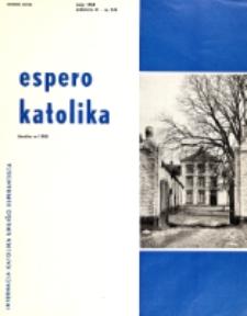 Espero Katolika.Jarkolekto 61, No 546 (1964)