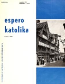 Espero Katolika.Jarkolekto 61, No 551 (1964)