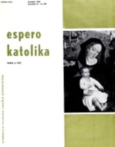 Espero Katolika.Jarkolekto 61, No 552 (1964)
