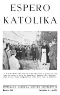 Espero Katolika.Jarkolekto 60, No 531 (1963)