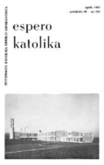 Espero Katolika.Jarkolekto 60, No 534 (1963)