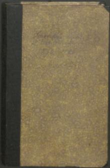 Protocollon causarum spiritualium Decanatus Cathedralis Samboriensis et Starosolensis 1730-1740
