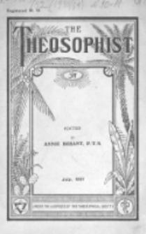 Theosophist. Vol. 52, nr 10 (1930/1931)