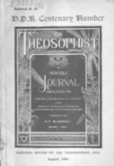 Theosophist. Vol. 52, nr 11 (1930/1931)