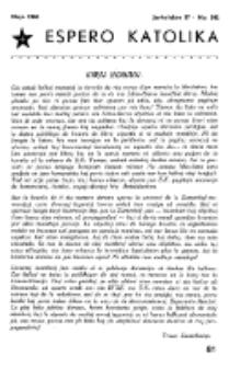 Espero Katolika.Jarkolekto 57, No 502 (1960)