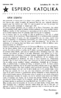 Espero Katolika.Jarkolekto 58, No 510 (1961)