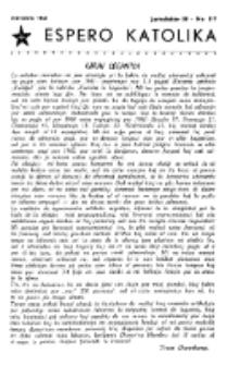 Espero Katolika.Jarkolekto 58, No 517 (1961)