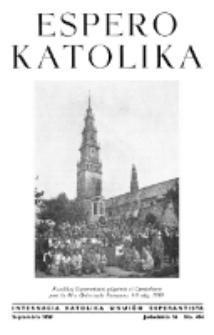 Espero Katolika.Jarkolekto 56, No 494 (1959)