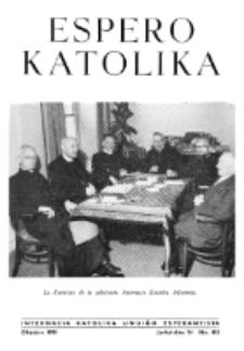 Espero Katolika.Jarkolekto 56, No 495 (1959)