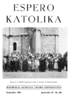 Espero Katolika.Jarkolekto 55, No 483 (1958)