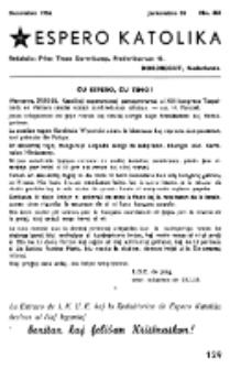 Espero Katolika.Jarkolekto 53, No 464 (1956)