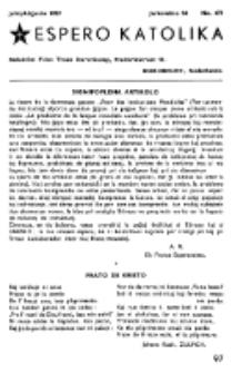 Espero Katolika.Jarkolekto 54, No 471 (1957)