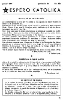 Espero Katolika.Jarkolekto 51, No 432 (1954)