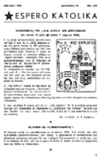Espero Katolika.Jarkolekto 51, No 433 (1954)