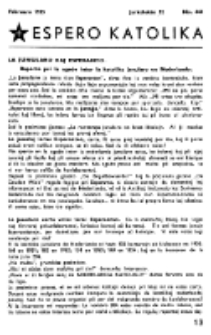 Espero Katolika.Jarkolekto 52, No 444 (1955)