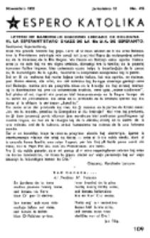 Espero Katolika.Jarkolekto 52, No 452 (1955)