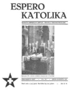Espero Katolika.Jaro 44a, No 7 (1947)