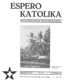 Espero Katolika.Jaro 44a, No 10 (1947)