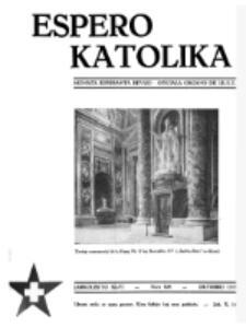 Espero Katolika.Jaro 46a, No 1 (1949)