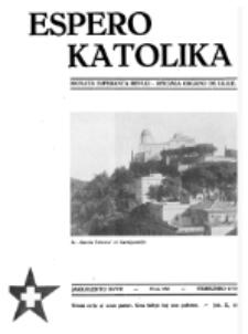Espero Katolika.Jarkolekto 47, No 392 (1950)