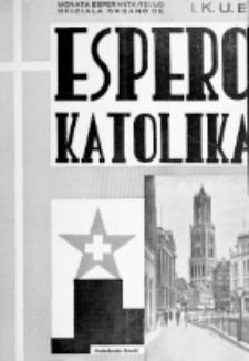 Espero Katolika.Jaro 36a, No 164 (1939)