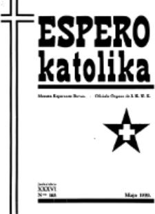 Espero Katolika.Jaro 36a, No 168 (1939)