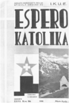 Espero Katolika.Jaro 35a, No 156 (1938)