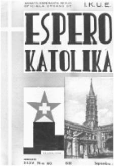 Espero Katolika.Jaro 35a, No 160 (1938)
