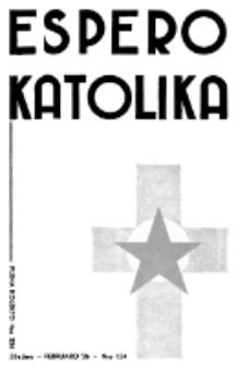 Espero Katolika.Jaro 33a, No 134 (1936)