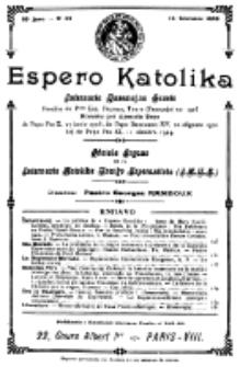 Espero Katolika.Jaro 25a, No 52 (1928/1929)