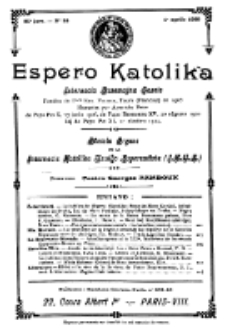 Espero Katolika.Jaro 25a, No 55 (1928/1929)