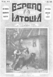 Espero Katolika.Jaro 25a, No 61 (1928/1929)