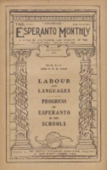 The Esperanto Monthly : a magazine for teachers and students of the international help-language / British Esperanto Association.Vol. 6, No 68 (august1918)