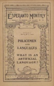 The Esperanto Monthly : a magazine for teachers and students of the international help-language / British Esperanto Association.Vol. 6, No 70 (october1918)