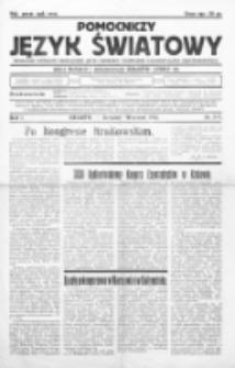 Pomocniczy Język Światowy. R. 1, nr 8/9 (1931)