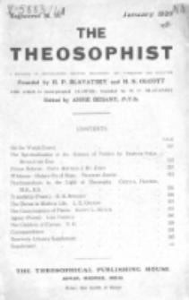 Theosophist. Vol. 41, nr 4 (1919/1920)