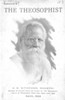 Theosophist. Vol. 54, nr 7 (1932/1933)