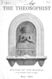 Theosophist. Vol. 55, nr 8 (1933/1934)