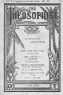Theosophist. Vol. 56, nr 9 (1934/1935)