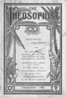 Theosophist. Vol. 56, nr 5 (1934/1935)