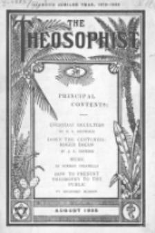 Theosophist. Vol. 56, nr 11 (1934/1935)