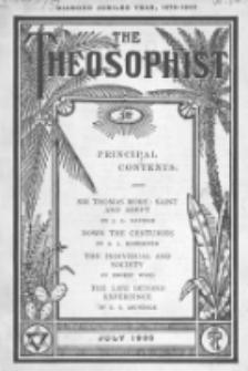 Theosophist. Vol. 56, nr 10 (1934/1935)