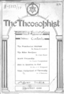 Theosophist. Vol. 57, nr 4 (1935/1936)
