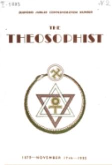 Theosophist. Vol. 57, nr 2 (1935/1936)